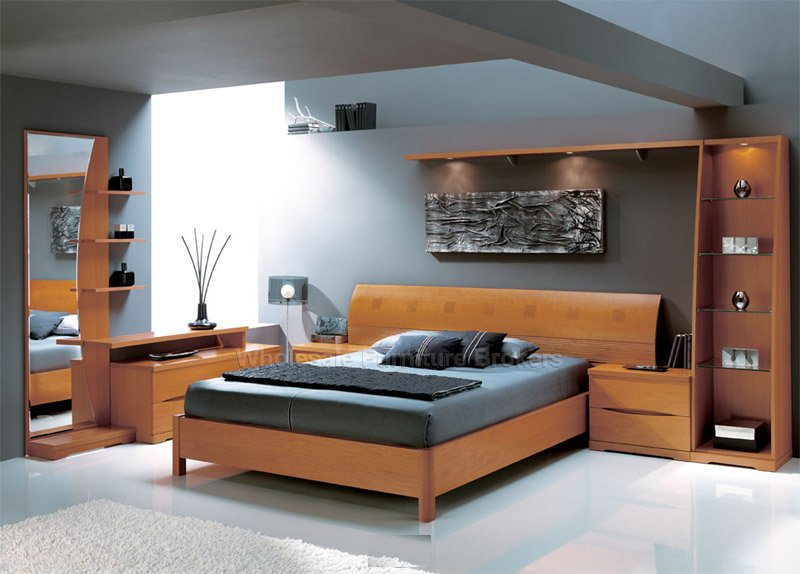 Akra interiores te trae algunas opciones para la - Muebles de dormitorios modernos ...