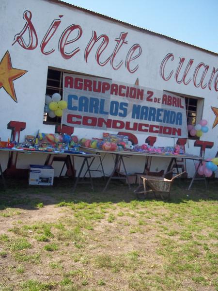 organizaciones solidarias andrea verza La Plata