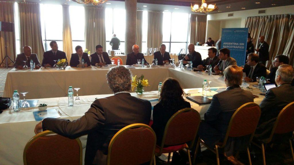 Juan Patricio Furlong se reunio en Bariloche para mejorar la seguridad